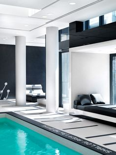 Lumiere Condominiums, Toronto. Interior design by Studio Munge.