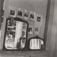 View Mirrors, Providence, Rhode Island by Francesca Woodman on artnet. Browse upcoming and past auction lots by Francesca Woodman. Francesca Woodman, Artistic Photography, White Photography, Mirror Photography, Duane Michals, Providence Rhode Island, San Francisco Museums, Exposure Time, Through The Looking Glass