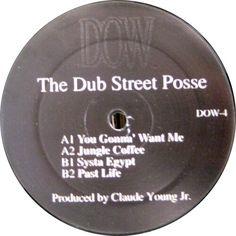 The Dub Street Posse - Dub Street EP