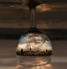 Prague In A Wine Glass