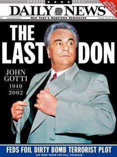 John Gotti. Died. In. Kansas. City. Prision. ;-$