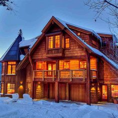 The homes of Christmas: Do you want to build a snowman?