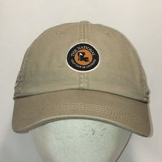 5fb5e1d19f3 Golf Hats - Check out this The National Golf Club of Louisiana Staff Golf  Hat available