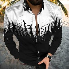 New Arrivals Shirt Sleeves, Long Sleeve Shirts, Fashion Shirts, Graphic Prints, Men Casual, Graphic Sweatshirt, Sweatshirts, Sweaters, Vintage