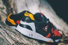 HIGHS & LOWS x LE COQ SPORTIF R1000 – SWAN PACK | Sneaker Freaker