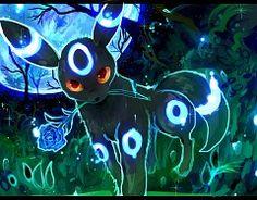 Umbreon! My faveorite pokemon!