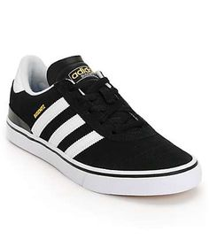 separation shoes 54708 13efb adidas Busenitz Vulc Black  White Shoes Adidas Superstar, Adidas Busenitz,  T Shirt Pink