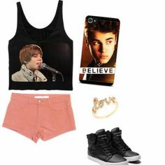 Justin bieber outfits <3
