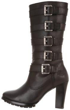 Womens Harley Davidson keep Your Feet Safe