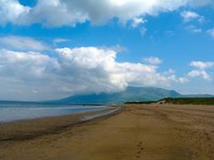 FB page - Sarah Keane/Beautiful Ireland Photography ♥ The Maharees Beach, Castlegregory, Co. Kerry. Definitely one of the most beautiful beaches I have ever visited along the coast of Ireland. 13 miles long and the longest beach in Ireland.