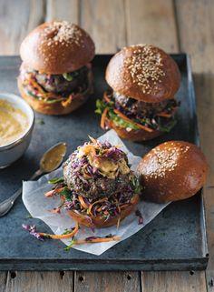 ... Lamb Burgers on Pinterest | Burgers, Onion Salad and Turkey Burgers