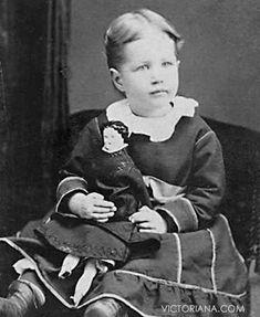 Antique Dolls c 1870