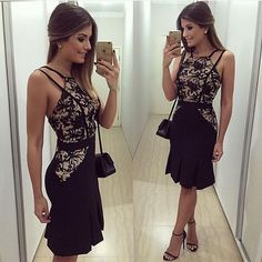 ariane canovas vestido on Instagram