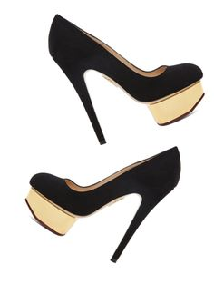 Oh, Charlotte Olympia.