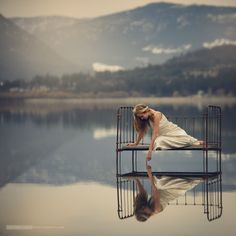 Photo time to reflect by Viktoria Haack on 500px