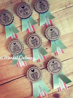 10155299_821580337869469_1441976507648592622_n Wedding Badges, Rosettes, Fun Projects, Laser Cutting, Groomsmen, Wedding Accessories, Silhouette Cameo, Jaco, Personalized Items