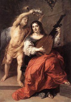 TICMUSart: Harmony and Marriage - Theodoor van Thulden (1652) (I.M.)