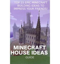 Create amazing minecraft building ideas and impress your friends with this step-by-step minecraft building guide! - the best minecraft house ideas - bonus Minecraft Building Guide, Minecraft Houses Survival, Minecraft Houses Blueprints, House Blueprints, Building Ideas, Minecraft Houses For Girls, Minecraft House Designs, Minecraft Stuff, Outdoor Patio Umbrellas