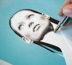 11 artistas que criam pinturas e desenhos hiper realistas