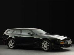 Aston Martin V8 Vantage V600 Shooting Brake by Roos Engineering