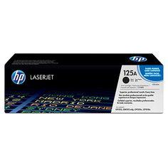 Mực in HP 125A Black LaserJet Toner Cartridge