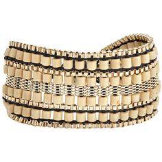 JENNY BIRD Jenny Cuff Bracelet ($95) ❤ liked on Polyvore