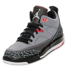 new style 28ab4 cb2ba A far cry from moon boots, these Boys  Preschool Jordan Son of Mars Low  Basketball Shoes are an otherworldly combination of five different retro  Jordan ...