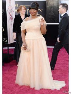 2013 Academy Awards Red Carpet: Octavia Spencer