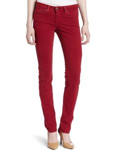 Jet Corp Women's Over Dye Slim Jean