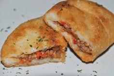 Empanadas venezolanas de carne molida, incluye la receta para hacer la masa de arepas