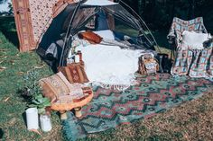 DIY Boho Festival Camp   Spell & The Gypsy Collective blog