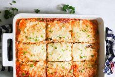 Lasagnes d'aubergines recette W Watchers