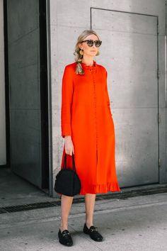 Rote KleiderSommer In Outfits Von Besten 2018 72 Die Bilder tdQChsr