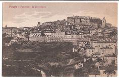 Italy - Perugia - Panorama da Monteluce