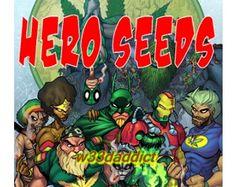 #w33daddict #HeroSeeds