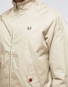 Fred Perry | Fred Perry Harrington Jacket In Twill