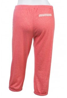 Type 3 Lounge Time Pants in Coral