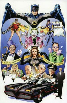 Batman era TV show Batman 1966, Im Batman, Batman Robin, Gotham Batman, Superman, Batman Tv Show, Batman Tv Series, Batman Artwork, Batman Wallpaper