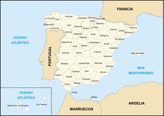 File:Provincias de España.svg