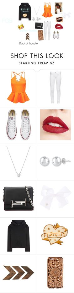 """""""👑"""" by shamlesslychic-dcxxi ❤ liked on Polyvore featuring beauty, Boohoo, rag & bone, Converse, Jouer, Links of London, Tod's, SIWA, Balenciaga and WALL"""
