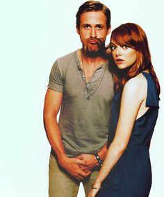 "ryan gosling & emma stone - love them in ""crazy, stupid, love"" :)"
