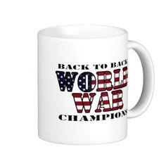 BTB WW Champs Mugs