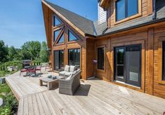 On the Timber Block Blog: 'What's Included' when you purchase a Timber Block home, turnkey options, pricing out a home and more. #timberblock #customhomebuilding #newhome #makeitright #newhomeconstruction #buildingahome #newhome #classichome #loghome #logcabinhome #lakefront #lakehouse #mountainhome