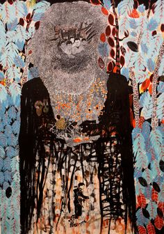 Omar Ba is a Senegalese artist who holds a degree from l'Ecole Nationale des Beaux-arts de Dakar, and has been living in Geneva, Switzerland, since 2003, where he completed an MA at the Ecole...