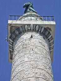 A Coluna de Trajano - Um olhar sobre a Arte @