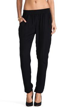 SAM&LAVI Cash Pants in Black by: SAM&LAVI @Adrienne Raptis Ly Clothing (Global)