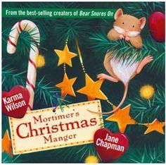 Activities for Mortimer's Christmas Manger