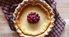 No Bake Desserts, Just Desserts, Beef Pot Pies, Sugared Cranberries, Perfect Pie Crust, Dutch Oven Recipes, Pie Crust Recipes, Food To Make, Cast Iron