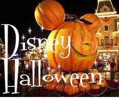 Celebrating Halloween, Disney-style - Mickey's Not So Scary Halloween Party, pumpkin patterns, costume links + more
