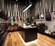Retail Design | Accessories | Store Interiors Retail Design by Ryan Russell